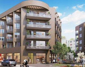 Achat / Vente appartement neuf Aux Ulis proche plateau de Saclay (91940) - Réf. 2617