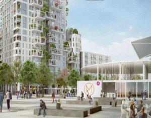 Investissement locatif : Appartement en loi Pinel  Bagneux cœur quartier Victor Hugo (92220) - Réf. 4601