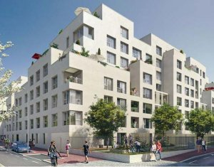Achat / Vente appartement neuf Bagneux proche gare RER (92220) - Réf. 1837