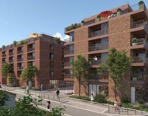 Investissement locatif : Appartement en loi Pinel  Bagneux proche métro 4 (92220) - Réf. 5074