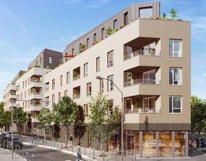 Achat / Vente appartement neuf Bagnolet côté Lilas (93170) - Réf. 2164