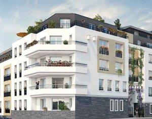 Achat / Vente appartement neuf Bagnolet proche Hôtel de ville (93170) - Réf. 2539