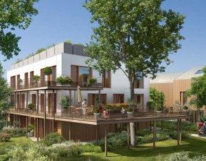 Achat / Vente appartement neuf Bailly proche parc de la Chataigneraie (78870) - Réf. 1259