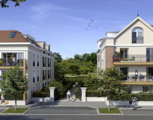 Achat / Vente appartement neuf Ballainvilliers à deux pas du Château (91160) - Réf. 5446