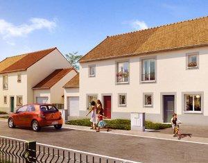Achat / Vente appartement neuf Ballancourt-sur-Essonne proche centre-ville (91610) - Réf. 1831