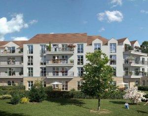 Achat / Vente appartement neuf Beaumont-sur-Oise centre-ville (95260) - Réf. 109