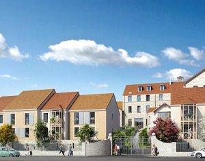 Achat / Vente appartement neuf Beaumont-sur-Oise proche centre-ville (95260) - Réf. 2511