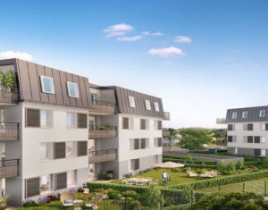 Investissement locatif : Appartement en loi Pinel  Beaumont-sur-Oise proche commerces bords du lac (95260) - Réf. 4669