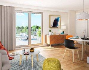 Achat / Vente appartement neuf Beaumont-sur-Oise proche Transilien H (95260) - Réf. 6080