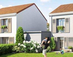 Achat / Vente appartement neuf Belloy-en-France à 20 min de Paris CDG (95270) - Réf. 5989