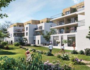 Achat / Vente appartement neuf Bessancourt à 150 mètres de la gare (95550) - Réf. 3948
