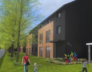 Achat / Vente appartement neuf Bessancourt, proche Ligne H et à 32 minutes de gare du Nord (95550) - Réf. 1150