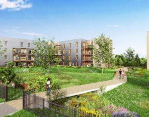 Achat / Vente appartement neuf Bessancourt proche Transilien Ligne H (95550) - Réf. 3842