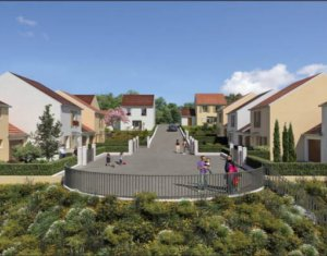 Achat / Vente appartement neuf Beynes proche centre-ville (78650) - Réf. 3559