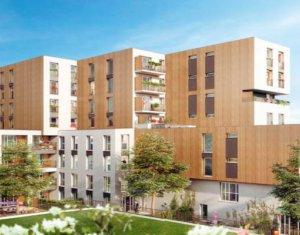 Achat / Vente appartement neuf Bezons proche centre (95870) - Réf. 3353