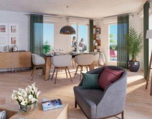 Achat / Vente appartement neuf Bezons proche centre-ville (95870) - Réf. 3547