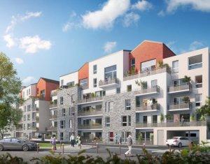Investissement locatif : Appartement en loi Pinel  Bezons proche centre-ville (95870) - Réf. 1128
