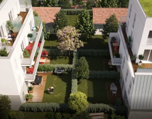 Achat / Vente appartement neuf Bezons proche de toutes les commodités (95870) - Réf. 6115