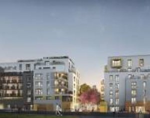 Investissement locatif : Appartement en loi Pinel  Bezons proche pont de Bezons (95870) - Réf. 1644
