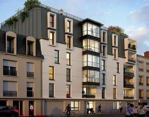 Investissement locatif : Appartement en loi Pinel  Bezons proche tram T2 (95870) - Réf. 1533