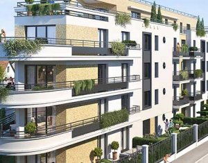 Achat / Vente appartement neuf Bezons proche tramway T2 (95870) - Réf. 6151