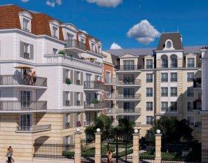 Achat / Vente appartement neuf Blanc-Mesnil à 10km de la porte de la Chapelle (93150) - Réf. 5082