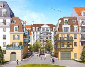 Achat / Vente appartement neuf Blanc-Mesnil nouveau Quartier de la Gare (93150) - Réf. 1108