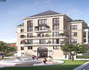Achat / Vente appartement neuf Blanc-Mesnil proche centre commercial (93150) - Réf. 5066