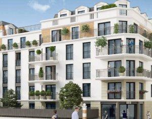Achat / Vente appartement neuf Blanc-Mesnil proche centre-ville (93150) - Réf. 4159
