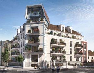 Investissement locatif : Appartement en loi Pinel  Blanc-Mesnil proche du centre-ville (93150) - Réf. 6248