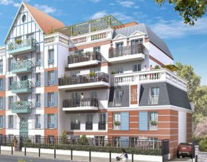 Achat / Vente appartement neuf Blanc-Mesnil proche RER B (93150) - Réf. 2960