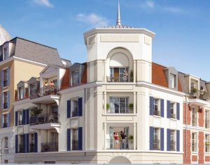 Achat / Vente appartement neuf Blanc-Mesnil quartier Eiffel (93150) - Réf. 3867