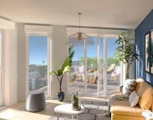 Investissement locatif : Appartement en loi Pinel  Bobigny à 2 min à pied du tramway T1 (93000) - Réf. 5980
