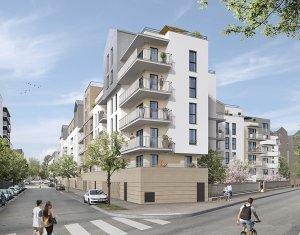Achat / Vente appartement neuf Bobigny à 500 mètres du Métro (93000) - Réf. 3823