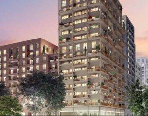 Investissement locatif : Appartement en loi Pinel  Bobigny centre-ville (93000) - Réf. 3224