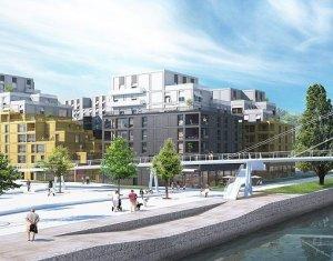 Achat / Vente appartement neuf Bobigny écoquartier Écocité (93000) - Réf. 1325