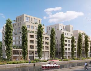 Achat / Vente appartement neuf Bobigny face canal de L'Ourcq (93000) - Réf. 4048