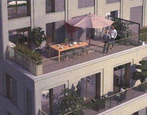 Achat / Vente appartement neuf Bobigny hypercentre (93000) - Réf. 3266
