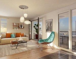 Achat / Vente appartement neuf Bobigny proche Hôtel de Ville (93000) - Réf. 2637