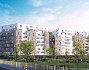 Achat / Vente appartement neuf Bobigny proche métro (93000) - Réf. 3576