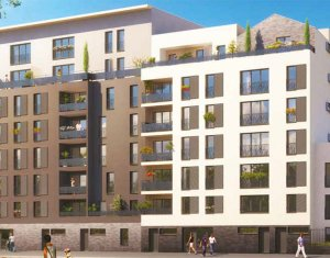 Achat / Vente appartement neuf Bobigny proche Place du 8 mai 1945 (93000) - Réf. 2496