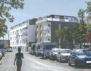 Achat / Vente appartement neuf Bobigny proche tramway Pont de Bondy (93000) - Réf. 3400