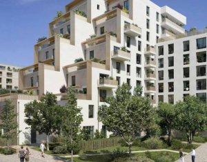 Investissement locatif : Appartement en loi Pinel  Bobigny sur les rives du canal de l'Ourcq (93000) - Réf. 6009
