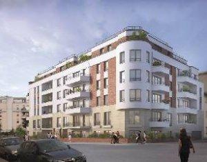 Achat / Vente appartement neuf Bois-Colombes à 300 mètres de la gare (92270) - Réf. 392