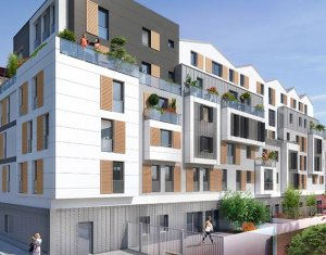 Achat / Vente appartement neuf Bois-Colombes proche Paris (92270) - Réf. 1813