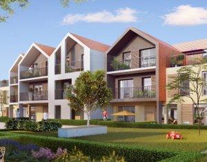 Achat / Vente appartement neuf Bois d'Arcy cœur de ville (78390) - Réf. 2483