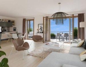 Investissement locatif : Appartement en loi Pinel  Bois d'Arcy cœur quartier de la Croix Bonnet (78390) - Réf. 3233