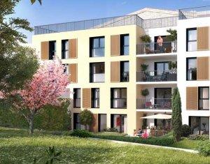 Achat / Vente appartement neuf Bois-d'Arcy proche du centre-ville (78390) - Réf. 2408