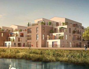 Achat / Vente appartement neuf Bois-d'Arcy ZAC de la croix Bonnet (78390) - Réf. 2538
