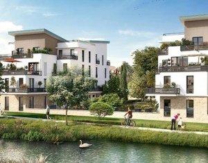 Achat / Vente appartement neuf Bois-d'Arcy ZAC de la Croix-Bonnet (78390) - Réf. 1857